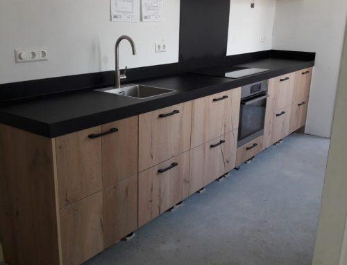 Handgemaakte keuken 4