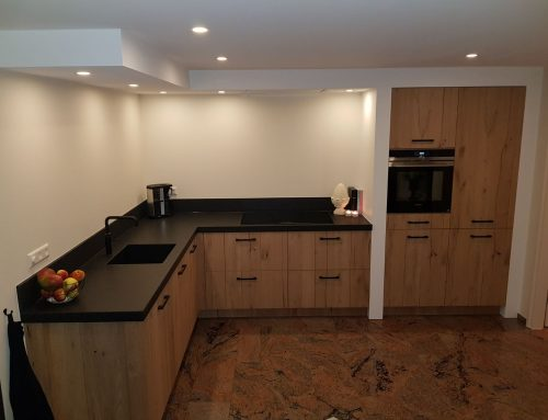 Handgemaakte keuken 1